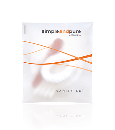 Simple and Pure - Vanity set